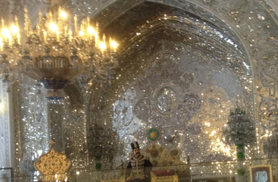 Golestan Palace, Mirror Hall2