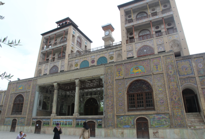 Golestan Palace, Shamsolemārah