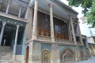 Golestan Palace, Wind Breaker