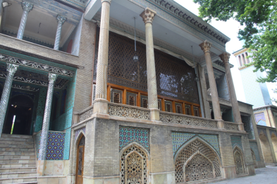 Golestan Palace, Wind Breaker