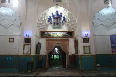 tomb of Shah Nematallah