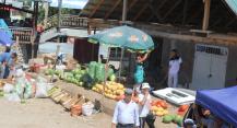 Arslanbob bazaar