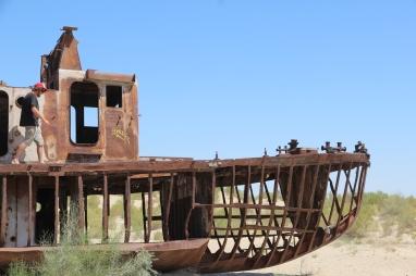 Aral Sea, Hull
