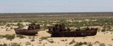 Aral Sea that isn't 3