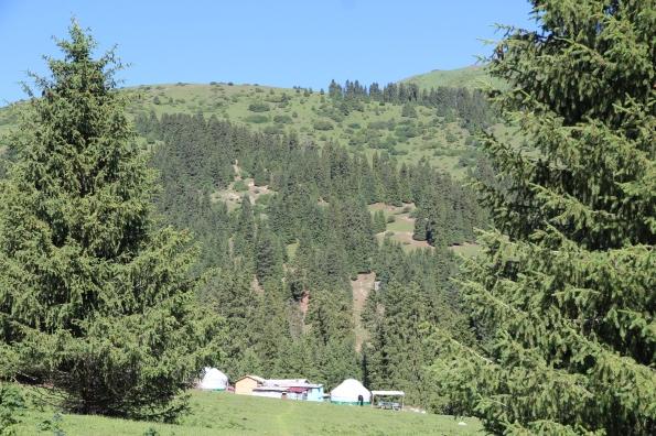 Kyrgyzstan settlement