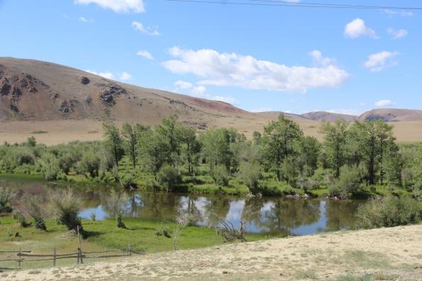 Kazakhstan scenery