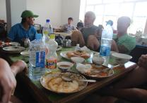 Kyrgyz restaurant