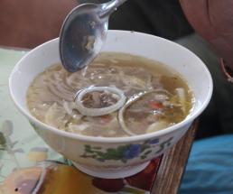 Kyrgyz soup