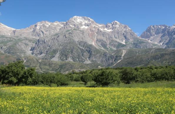 Kyrgyzstan view