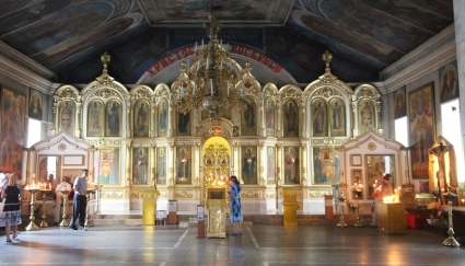 St Nicholas Church, Barnaul, Russia