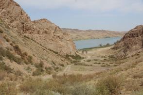 Tamgaly Gorge