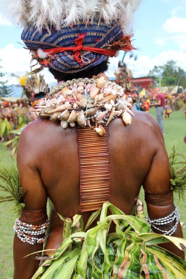 Goroka Show costume