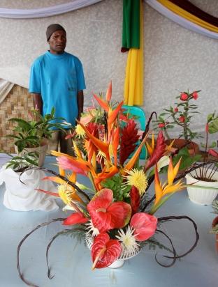 Goroka Show, plants
