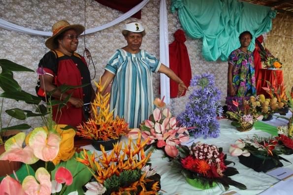 Goroka Show, plant competition