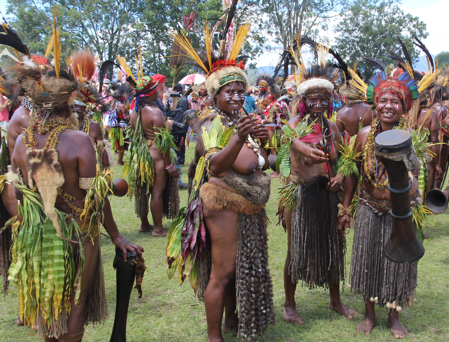 See What Others Paid For Cars >> No skirting around the Goroka Show—it's all upfront | Where to next?