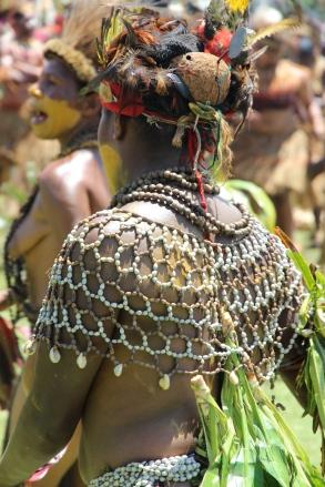 Goroka Show—shells