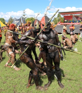 Goroka Show—Junife group