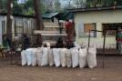 Goroka bagged goods