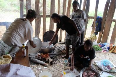 Asaro kitchen