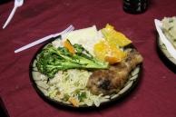 Village dinner