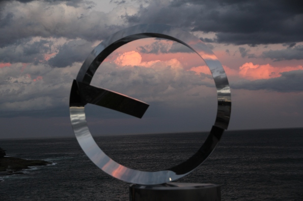 Sculpture by the Sea, ring