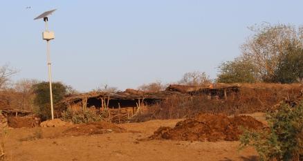 Maldhari settlement