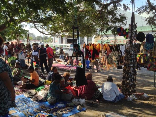 Port Moresby market