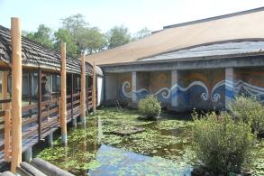 PNG museum entrance