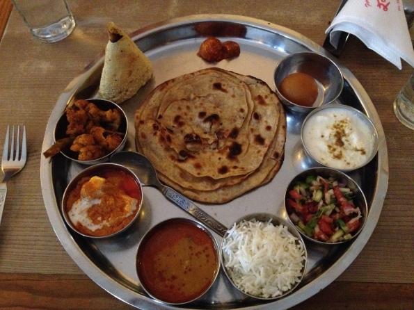 Rasraj thali Jaipur
