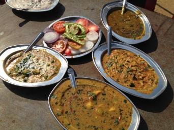 roadside food