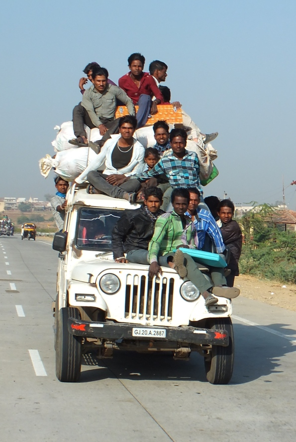 Overloaded in India