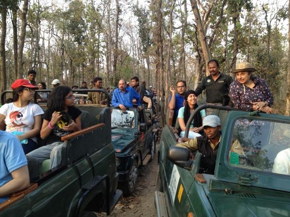safari vehicle India