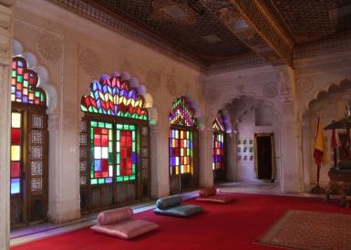 Moti Mahal inside