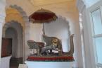 Ornate howdah