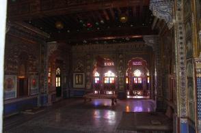 Takhat Vilas, royal bedroom