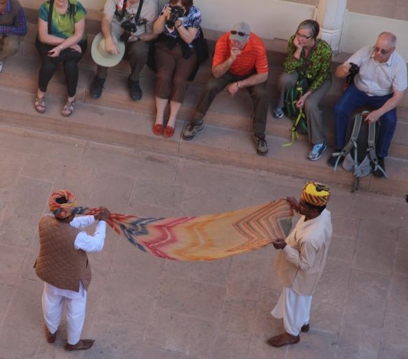 Turban winding