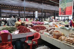 Bhutan market