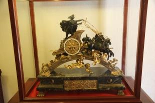 chariot clock
