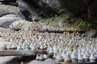 small stupas