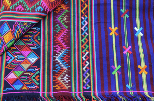Bhutanese weaving