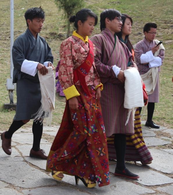 Paro Festival fashion