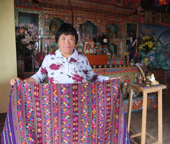 Bhutanese textile