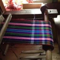 Bhutanese loom