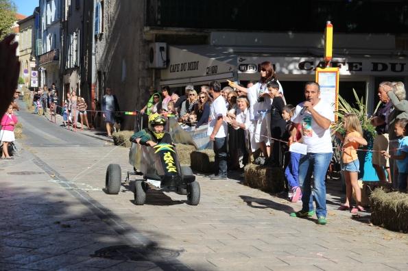 Flayosc billy cart races