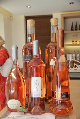 Sainte Roseline wines