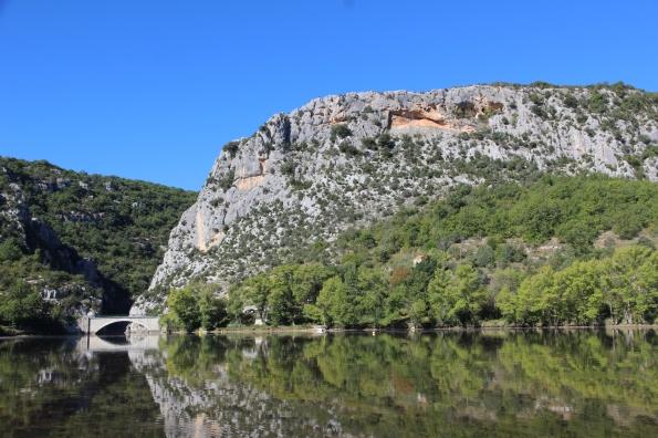 Lac de Montmeyan Quinson