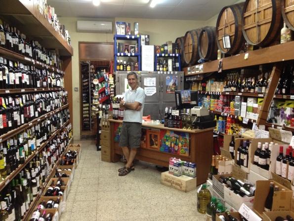Mestres wine shop, Barcelona