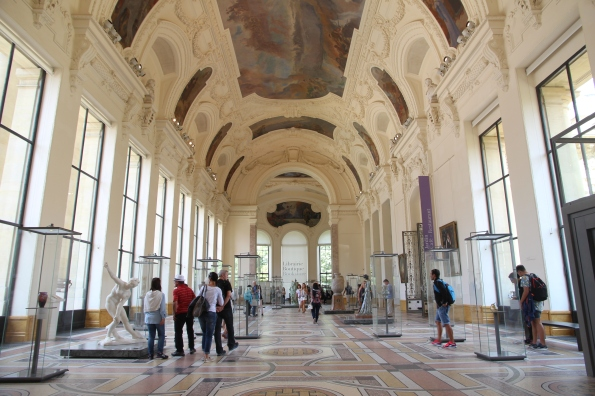 Petit Palais, exhibition hall