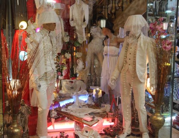 men's clothing, Paris