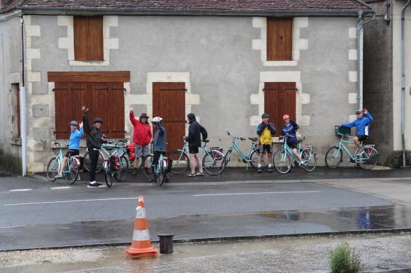 wet weather riders